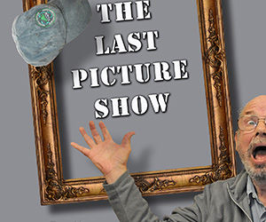 'The Last Picture Show,' an exhibit by Mike Corbin, now on display