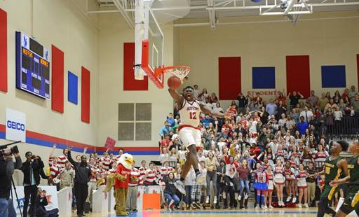 Zion crowned 2018 McDonald's All-American Dunk Contest Champion
