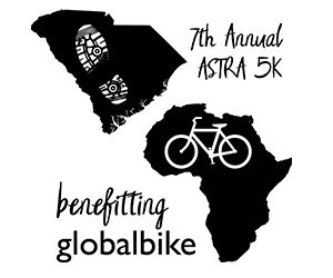 Register now for the ASTRA 5K, April 21
