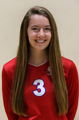 Get To Know Your Griffin: Grace Kleman, Varsity Volleyball