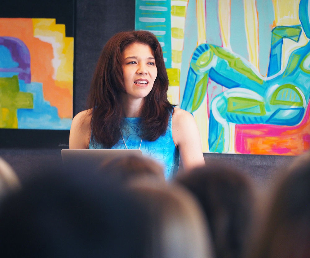 'Sold on a Monday' author Kristina McMorris visits SDS