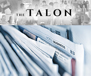 New issue of 'The Talon' student newspaper now online